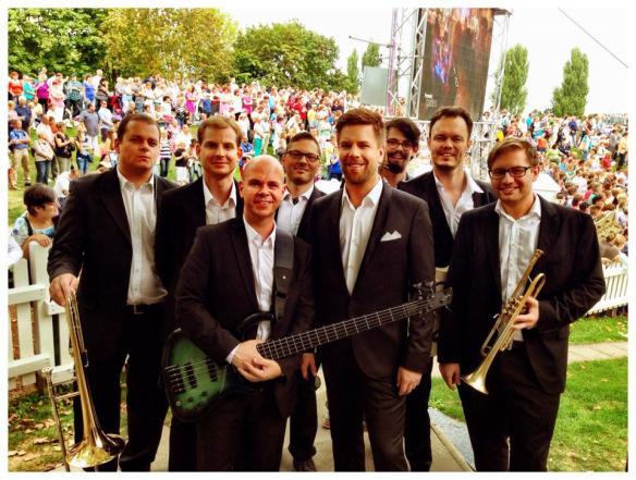 Tom Gaebel & Band