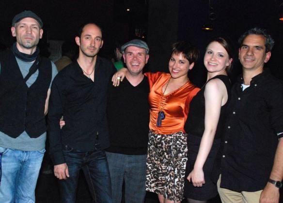 Mariam Michael & Band Debuet-Gig 26.05.15