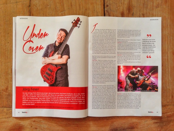 Interview for bassquaterly Sept. 2016